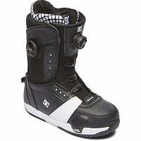 DC LOTUS STEP ON J BOAX BLACK/WHITE