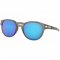 Oakley Latch MATTE GREY INK/PRIZM SAPPHIRE POLARIZED