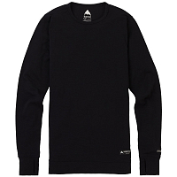 Burton WB MDWT CREW TRUE BLACK