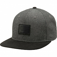 Element COLLECTIVE CAP A BLACK CHAMBRAY