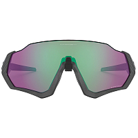 Oakley Flight Jacket MATTE STEEL/PRIZM ROAD JADE