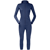 NORRONA WOOL ONE-PIECE INDIGO NIGHT
