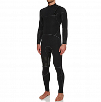 Hurley M ADVANTAGE MAX 3/3 MM FULLSUIT BLACK