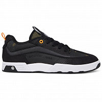DC LEGACY98 SLM SE M SHOE BLACK/BLACK/ORANGE