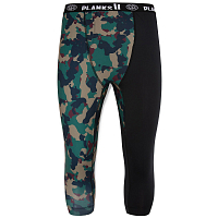 Planks Fall-line Base Layer 3/4 Pants AUTUMN CAMO
