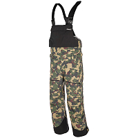 Planks Yeti Hunter Shell BIB AUTUMN CAMO