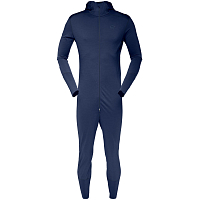 NORRONA WOOL ONE-PIECE INDIGO NIGHT/INDI