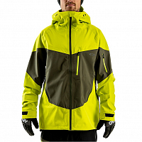Oakley TIMBER 2.0 SHELL 3L 15K JACKET Sulphur