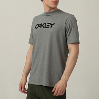 Oakley Reverse T-shirt NEW GRANITE HEATHER