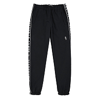 BONUS ATHLETIC Striped Pants BLACK