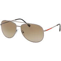 Prada Linea Rossa LIFESTYLE GUNMETAL/GRADIENT BROWN