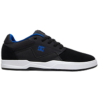 DC BARKSDALE M SHOE BLACK/GREY/BLUE
