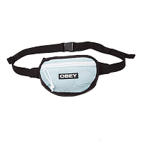 OBEY JUNIPER WAISTPACK Black Multi