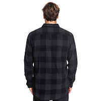 Quiksilver MOTHERFLYFLAREG M WVTP BLACK MOTHERFLY CHECK