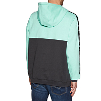 Planks Brother-hood Half ZIP COOL TEAL