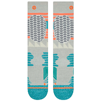 Stance Lucerne GREY HEATHER
