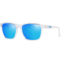 Arnette SHOREDITCH CRYSTAL/GREEN MIRROR LIGHT BLUE