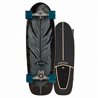 Carver CX KNOX QUILL SURFSKATE COMPLETE RAW