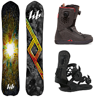 Lib tech M FREERIDE PACKAGE 2 0