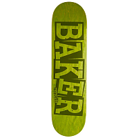 Baker AR RIBBON NAME GRN DECK 8,125