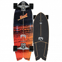 Carver C7 PSYCHO KILLER SURFSKATE COMPLETE RAW