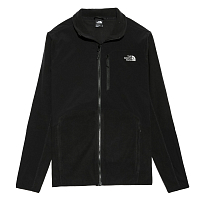 The North Face M GLACIER PRO FULL Z TNF BLACK (JK3)