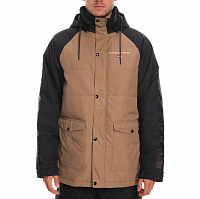 686 MNS BLEND INSULATED JACKET KHAKI COLORBLOCK