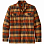 Patagonia M'S L/S FJORD FLANNEL SHIRT BURNISHED RED
