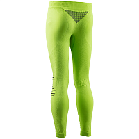 X-Bionic INVENT 4.0 PANTS JR GREEN LIME/BLACK