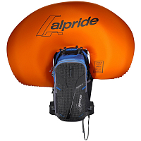 ALPRIDE BACKPACK SUPERCAP40 WITH E1 INSIDE ASSORTED