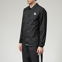 Nike M NK SB SSNL COACHES JACKET BLACK/BLACK/WHITE