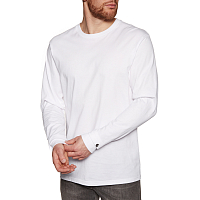 Carhartt WIP L/S Base T-shirt White / Black