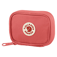 Fjallraven KANKEN CARD WALLET PEACH PINK