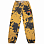 THE HUNDREDS CAMP SWEATPANTS YELLOW