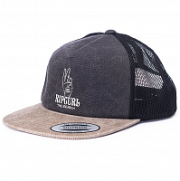 Rip Curl WAVEY GRAVY TRUCKER CHARCOAL GREY