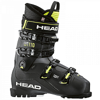Head EDGE LYT 110 BLACK/YELLOW