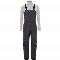 The North Face W Vapor Brig BIB WEATHERED BLA (JN3)