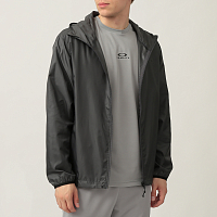 Oakley FOUNDATIONAL TRAINING JACKET UNIFORM GREY