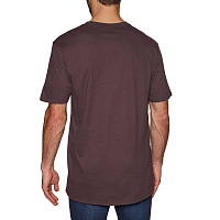 Hurley M CORE O&O BOXED S/S TEE BLACK/WHITE