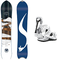 Never Summer M FREERIDE HALF PACKAGE 5 0