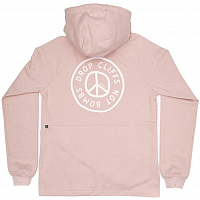 Planks DOUBLE HOOD POWDER PINK