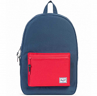 Herschel Settlement NAVY/RED/RED