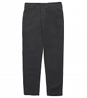NANAMICA Tapered Chino Pants BLACK