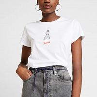 Levi's® THE PERFECT TEE PRINCESS L