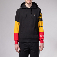 THE HUNDREDS HOLLOW PULLOVER BLACK