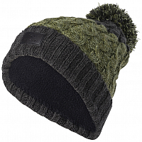 Rip Curl WOOL POMPOM BEANIE LODEN GREEN