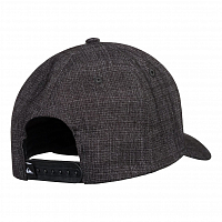 Quiksilver SUPER UNLEADED  HDWR DARK GREY HEATHER