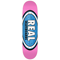 Real Skateboards BRD STELLA AM EDT OVAL 8,06