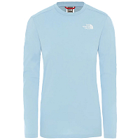 The North Face W L/S SIMPLEDOME TEE ANGEL FAL (JH5)