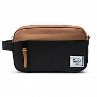 Herschel CHAPTER CARRY ON Black/Saddle Brown